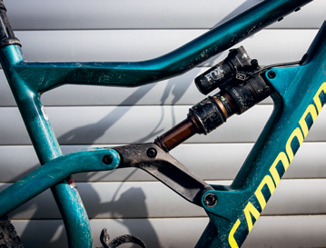 Frame cannondale