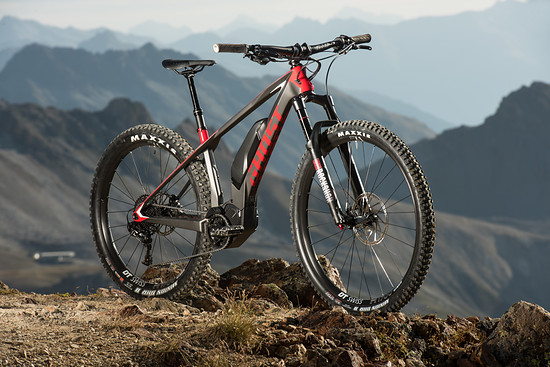 Ghost mountainbike Hyribe Lector LC
