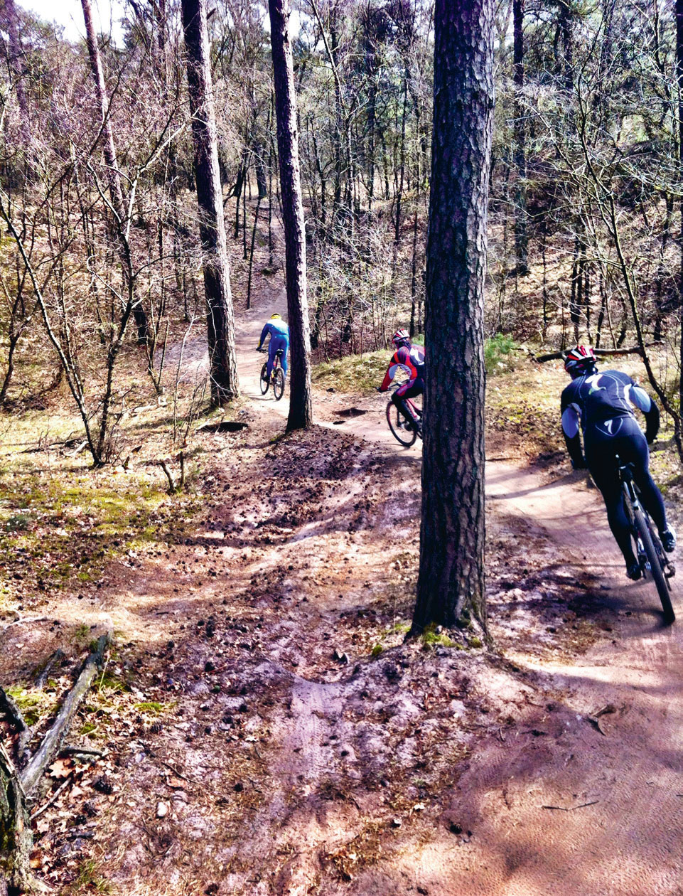Schoorl mountainbike routes